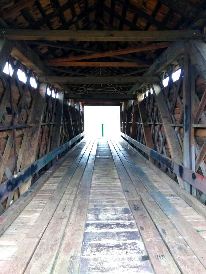 Hughes Mill Covered Bridge